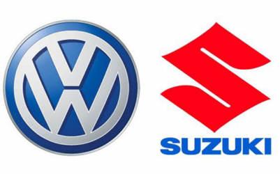 Suzuki e Volkswagen - Japoneses e Alemães, não se preocupe, não é a segunda guerra mundial