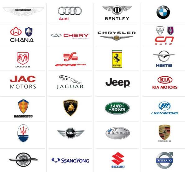 Carros coreanos marcas imagui for Marcas de coches